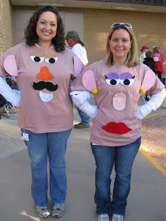 @Amanda Cherry - I claim Mrs. Potato Head - you can be the Mister!