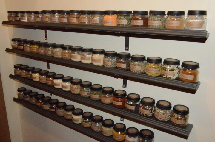Baby Food Spice Jar Rack Awesome Everything In It 39 S