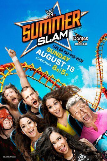 WWE SummerSlam 2013 (2013)…
