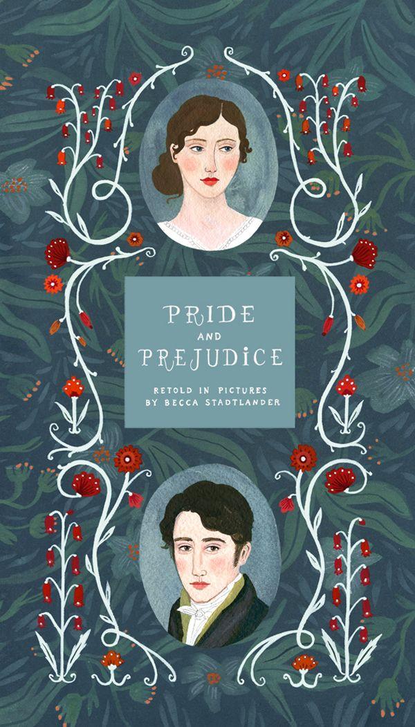 pride and prejudice - Becca Stadtlander