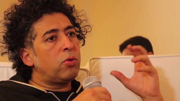 Entrevista a Manuel García en su visita a Buenos Aires