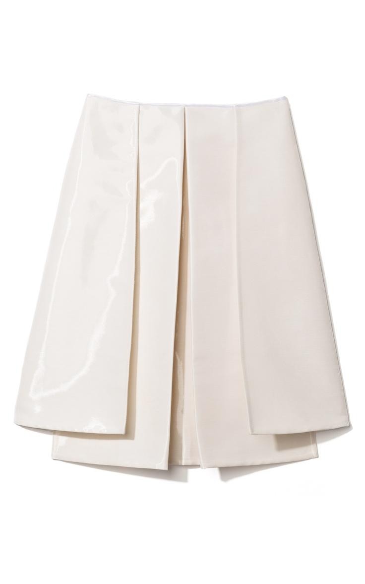 Altewai.Saome Shimmer Volume Skirt