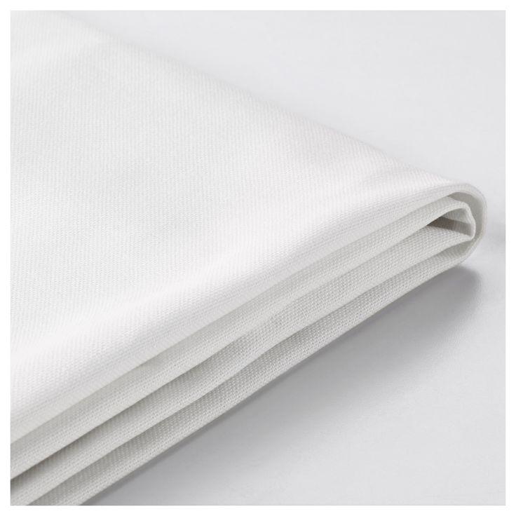 IKEA - LYCKSELE Sofa-bed cover Ransta white