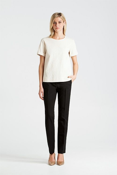 Trenery Double Cloth Pant $149