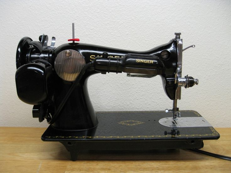 40 Best 4040 Images On Pinterest Antique Sewing Machines Singer Adorable Antique Singer Sewing Machine Model 15 91