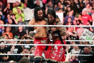 wwe usos win tag titles for essays