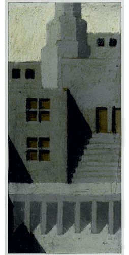 Aldo Rossi: Scuola elementare, Fagnano Olona, 1972-1976