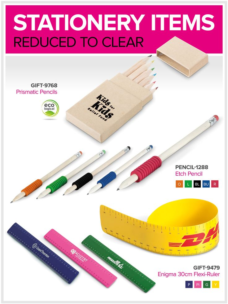 Corporate Stationary – Reduced To Clear