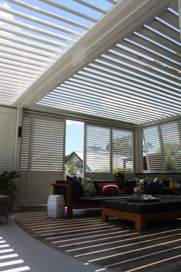 Double Bay of Super Roof Lite Opening Roofs