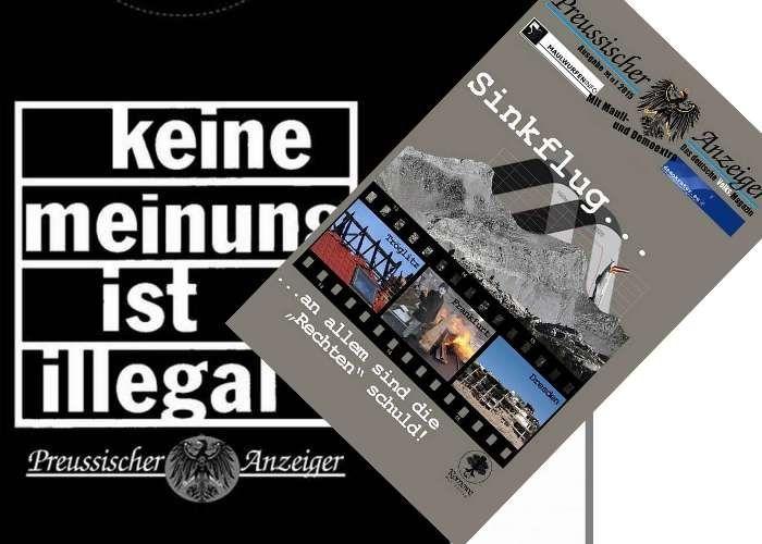#kmii und Lesestoff NUR GÜLTIG BIS 30.04.2015!!!! Das Bündel für Meinungsfreiheit! Jetzt zum Sonderpreis! Nur 18,00€ auf http://romowe.de/laden/product_info.php?products_id=12