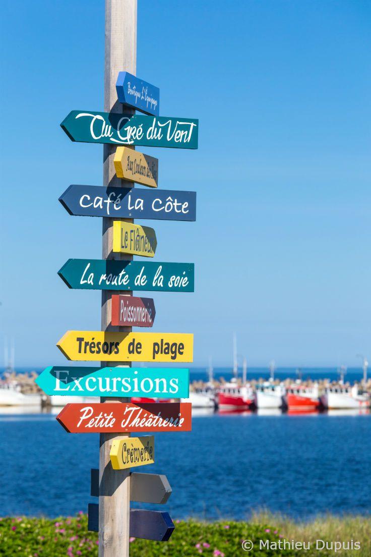 Les Îles de la Madeleine à #moto | L'archipel est sillonné d'une route principale, la 199, longue d'à peine 85 kilomètres. Un endroit à découvrir île par île plutôt qu'en circuit traditionnel.
