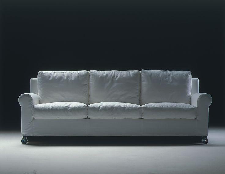 FLEXFORM UGOMARIA sofa, designed by Paolo Nava & Antonio Citterio, 1980.