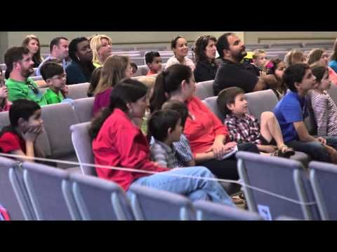 Answers In Genesis - Session 4 - Rocks & Fossils: Testimony of Noah's Flood - YouTube