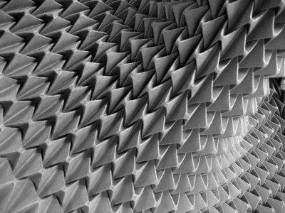 folded surfaces by jorge alaya
