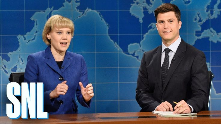 awesome Weekend Update: Angela Merkel on Reelection - SNL