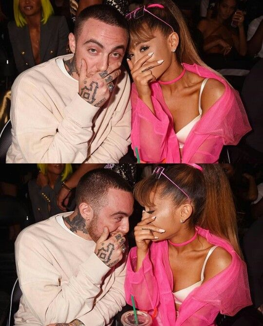 ARIANA GRANDE AND MAC MILLER AT THE VMAS 2016 #KIMILOVEE #THEWIFE 👰🔐💍 PLEASE…