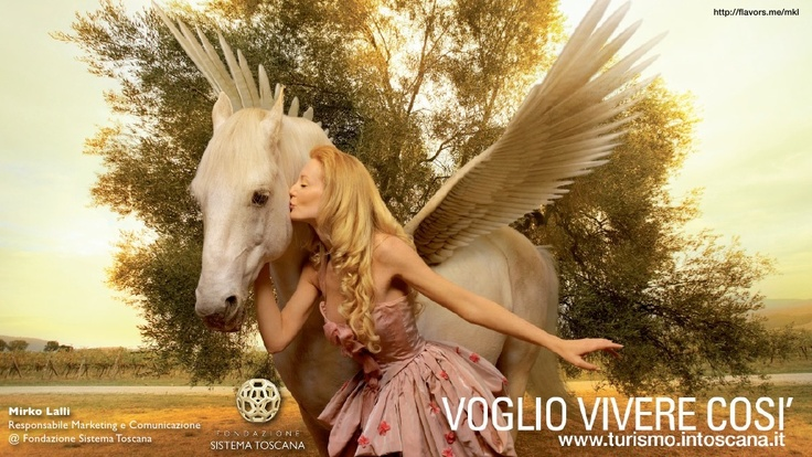 social-media-strategy-tuscany-voglio-vivere-cos-case-history by Mirko Lalli via Slideshare