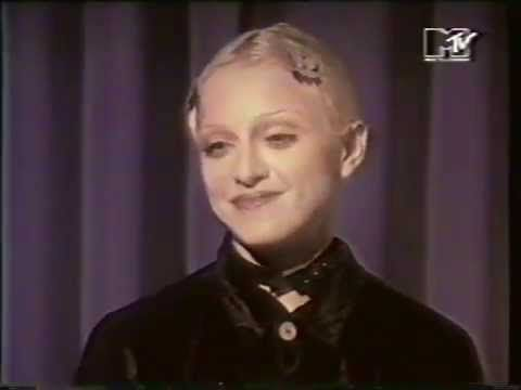 MTV - Madonna Interview - Erotica Era - 1992