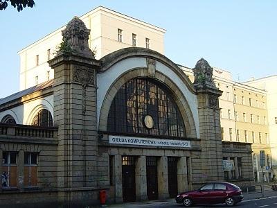 #Katowice stary #dworzec kolejowy //railway stations: Poland: Katowice (