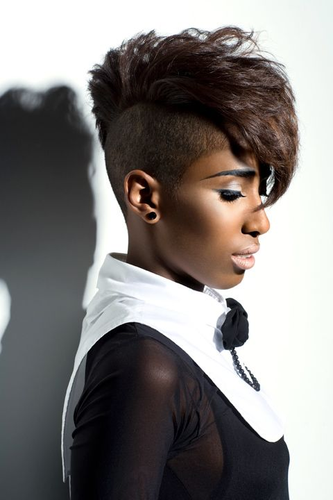 haircuts for thin hair 34 best hype coiffure images on hair dos 4796