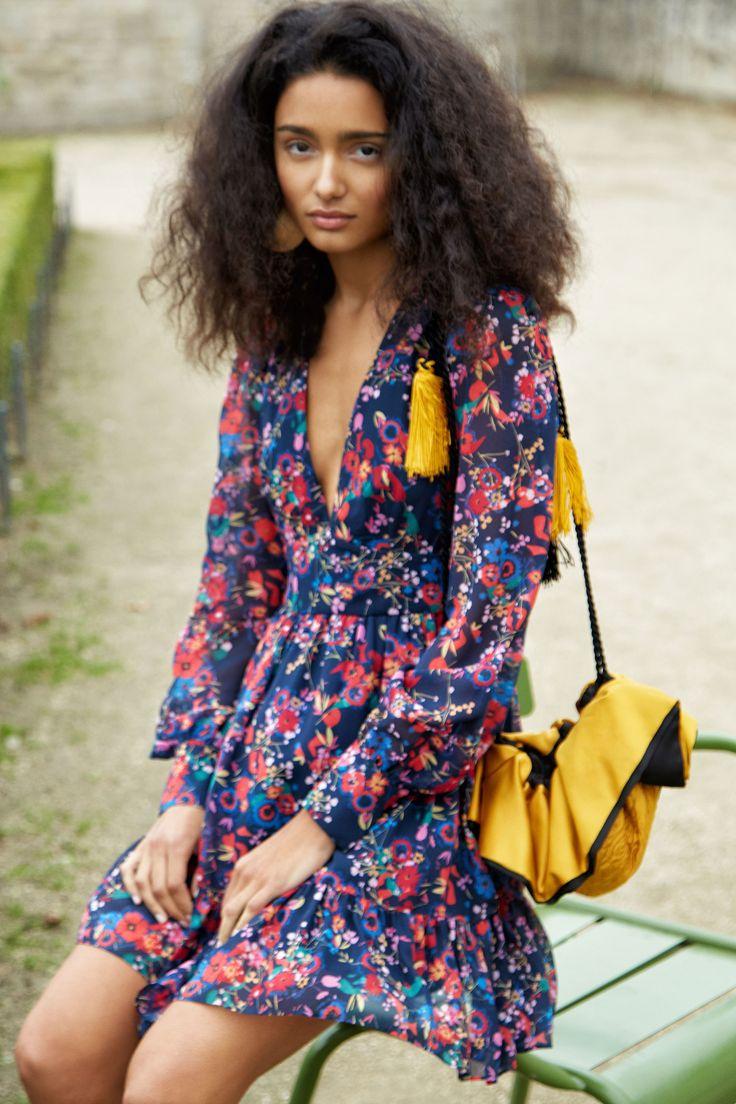 5766 best paris spring fashion images on pinterest. Black Bedroom Furniture Sets. Home Design Ideas