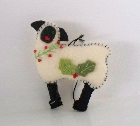 17 best ideas about sheep crafts on pinterest lamb craft for Sheep christmas ornament craft