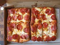 Little Caesars Stuffed Crust Deep Deep Dish Pizza