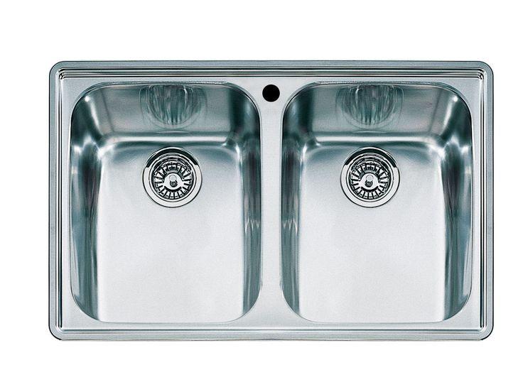 DRX620 Inset/Undermount Sink