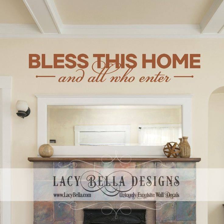 108 best Entryway Decal Designs images on Pinterest Wall