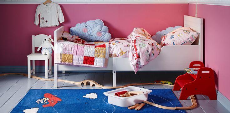 Curso elegir la cama ideal para los ni os ikea ni os - Ikea camas para ninos ...