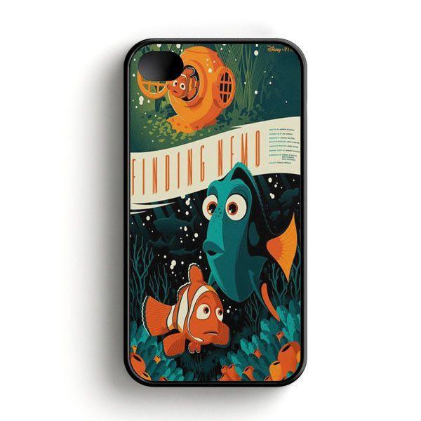 Finding Nemo Address iPhone 4 4S Case