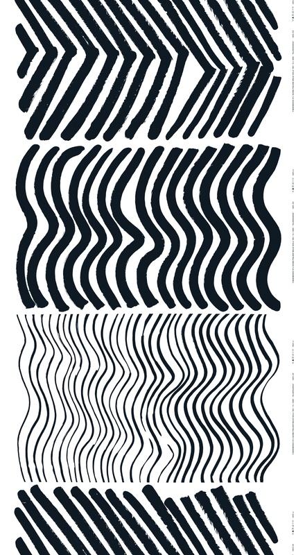 Silkkikuikka (Loon), Design: Maija Isola for Marimekko
