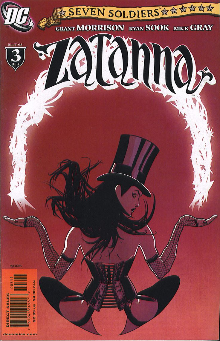 Comic Book Cover Graphics : Best images about zatanna covers on pinterest graphic