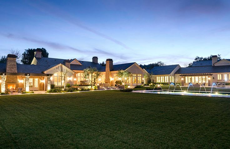 Kim and Kanye Wests $20 million mansion