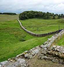 Hadrian's Wall stretches across the isle of Britain, crossing some of the most dramatic and harsh terrain in Britannia and cutting the island in half. Hadrian was concerned with consolidating and defining the Empire he received in AD 117, unlike his predecessor Trajan, who had continued the policy of unbridled expansion of Rome's borders. The building of the wall defined the limits of the Roman Empire. Britannia was one of the newest provinces in the Empire, conquered for less than a…