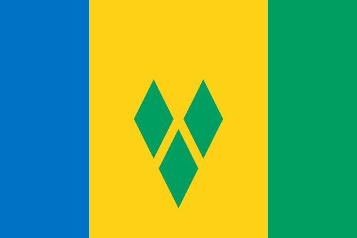 File:Flag of Saint Vincent and the Grenadines.svg