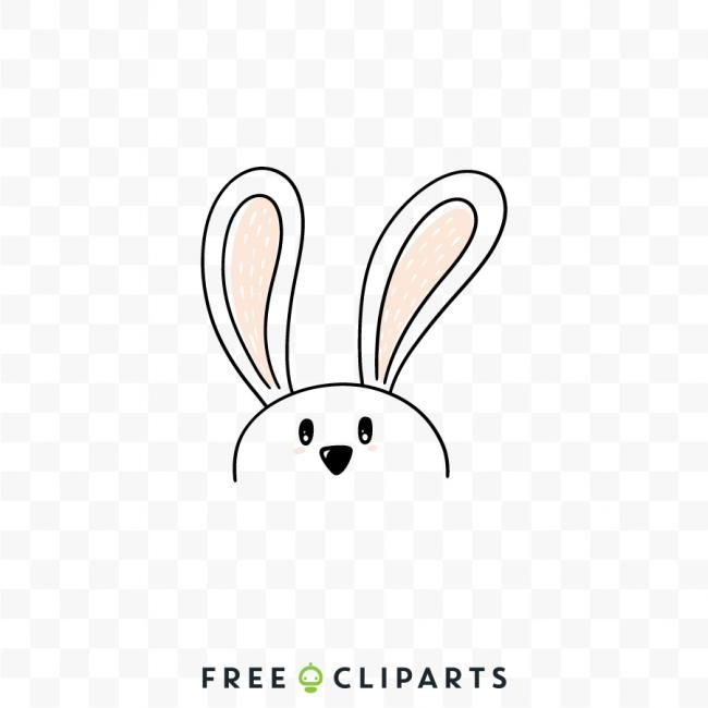 Bunny rabbit clipart free images 3 - ClipartBarn
