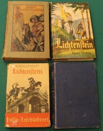 Maerchen von Wilhelm Hauff