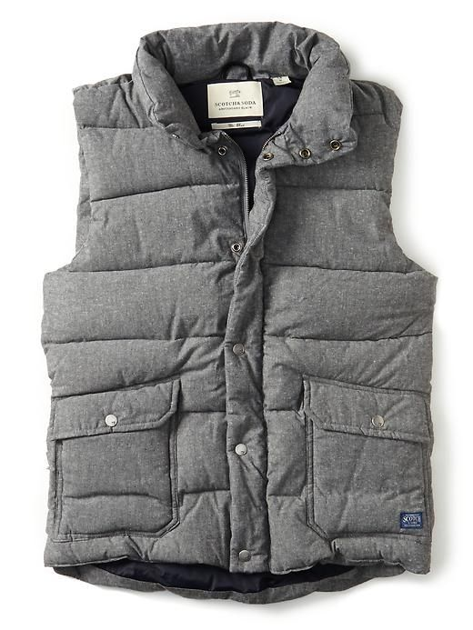 Scotch & Soda Outdoor Vest | Piperlime