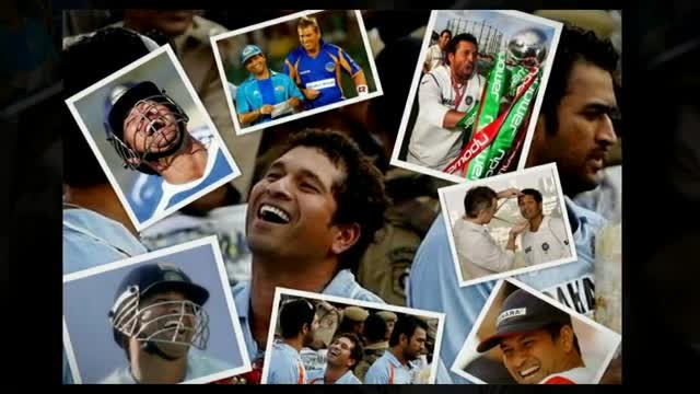 Sachin Tendulkar retires from ODIs but not from our hearts!! [VIDEO] - created using www.picovico.com