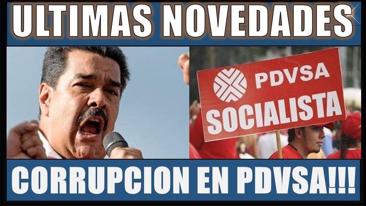 ULTIMAS NOTICIAS VENEZUELA 03 FEBRERO 2018||ULTIMAS NOVEDADES SOBRE LA CORRUPCION EN PDVSA!!