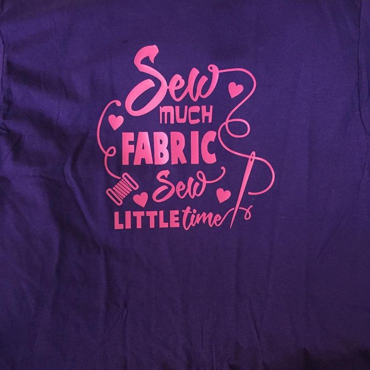 Sew Much Fabric Sew Little Time SVG Cuttable Design