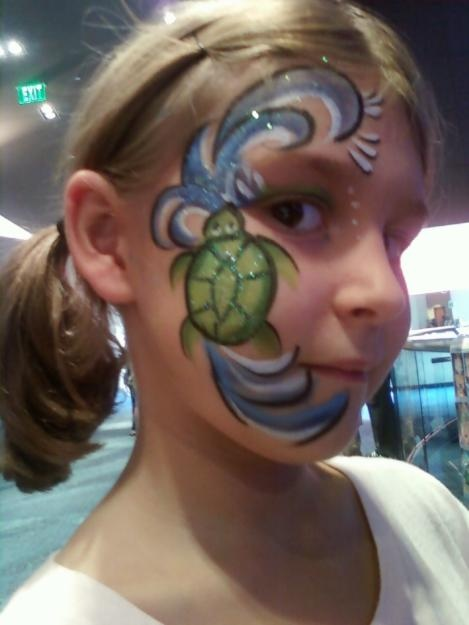 1000 Images About Face Painting Under The Sea On