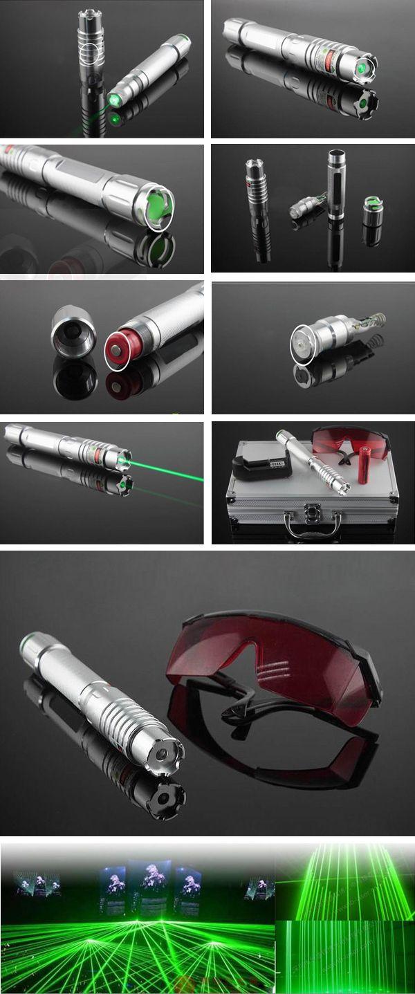 http://www.pointeurlasers.com/5000mw-stylo-laser-vert.html -Ce 5000mW Stylo laser puissance émet un faisceau laser vert uniformément fort qui est assez puissant pour atteindre à travers n'importe quel endroit à l'intérieur ou à l'extérieur.