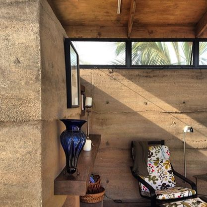 News | General | Rammed Earth Homes in Baja Sur, Mexico