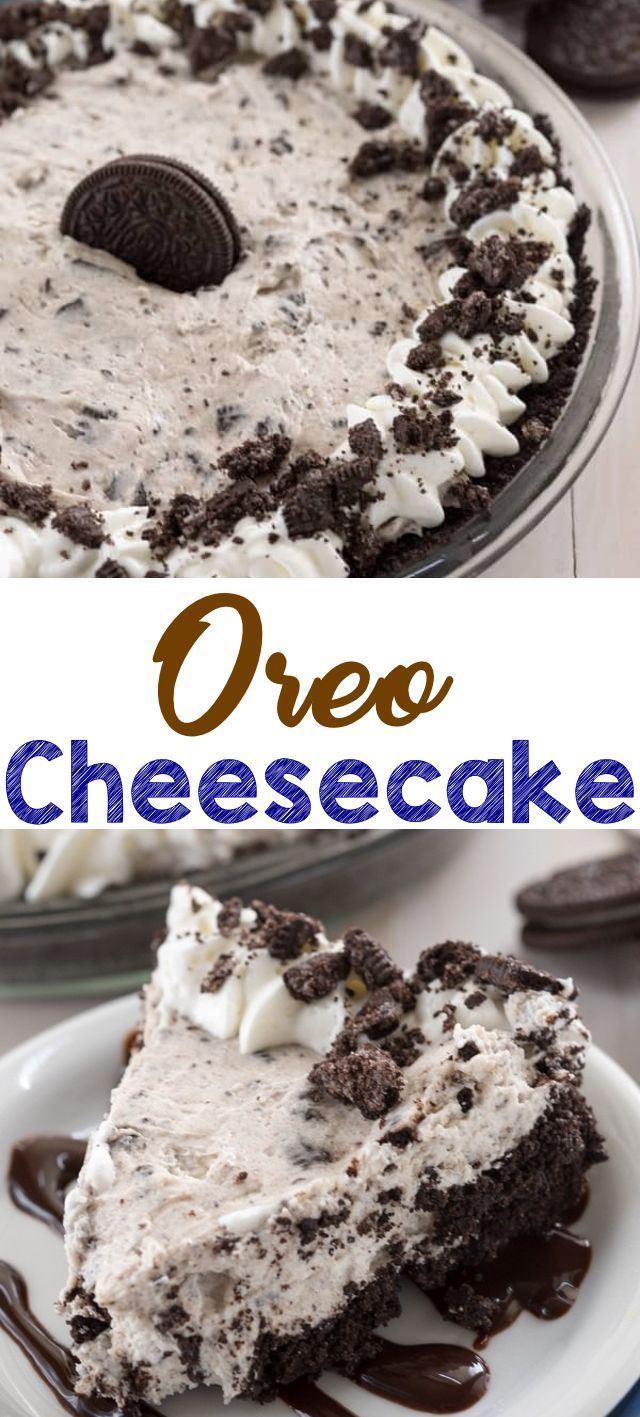 No Bake Oreo Cheesecake Recipe Crazy For Crust Recipe No Bake Cheesecake Filling Easy No Bake Cheesecake Oreo Cheesecake Recipes