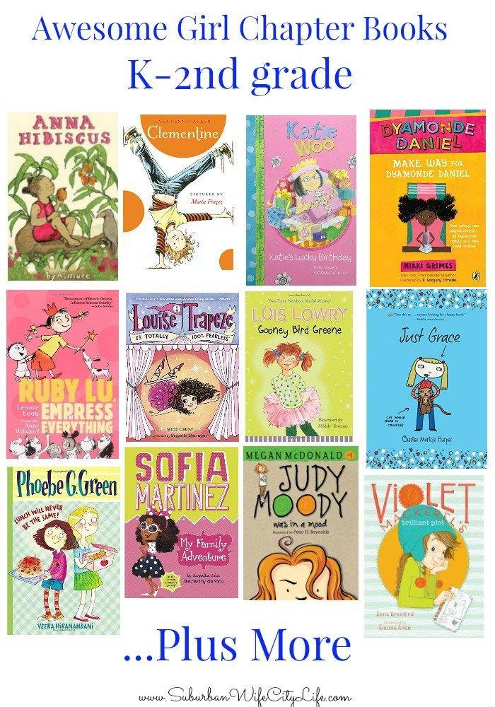Chapter Books For K 2nd Grade Books Pinterest Books Chapter