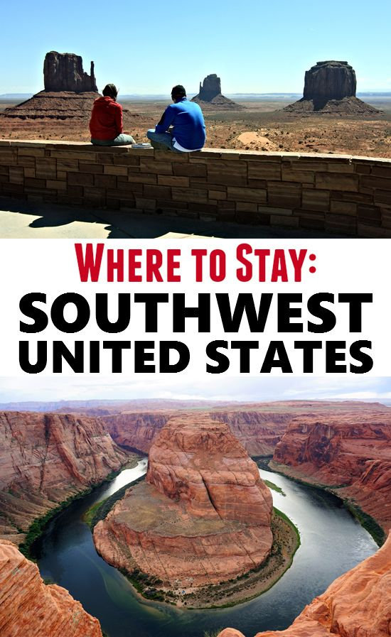 Where to stay when traveling in the Southwest United States, including hotels in San Antonio, Santa Fe, & Sedona. Click to see the list or pin for later!