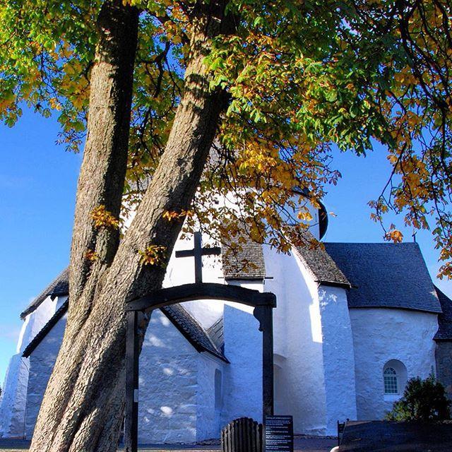 Østerlars Rundkirche, Bornholm #rundkirche #østerlars #bornholm #denmark #danmark #dänemark #church #roundchurch