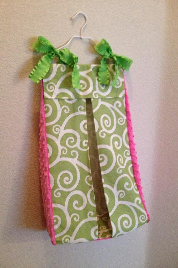 diaper stacker pattern idea